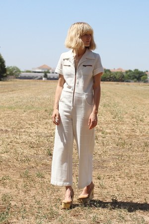 TenOverSix shoes - vintage romper