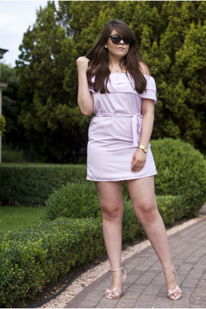 light pink GAMISS dress