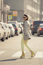 Yellow-zara-heels-beige-trench-zara-coat-light-yellow-h-m-bag