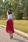 Boohoo-top-asos-skirt-aldo-sandals