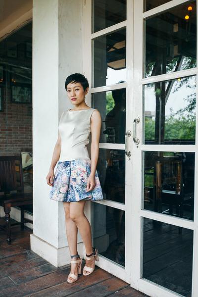 Ivory-manika-nanda-dress
