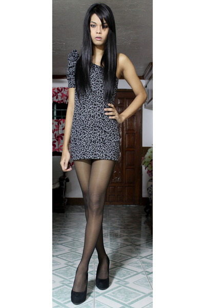 Dress and pantyhose question? – Yahoo! Answers