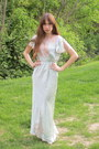 Thrifted-vintage-dress