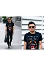 Zara-jeans-tods-bag-givenchy-t-shirt-christian-louboutin-loafers