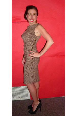 Michael Kors dress - cynthia rowley heels