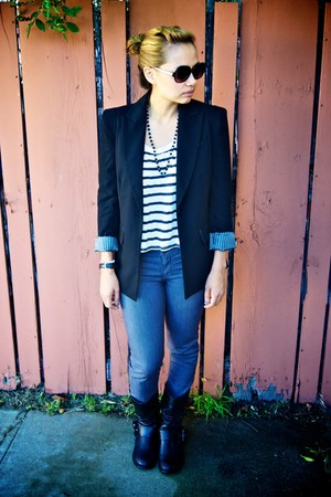 Forever 21 blazer - Guess leggings