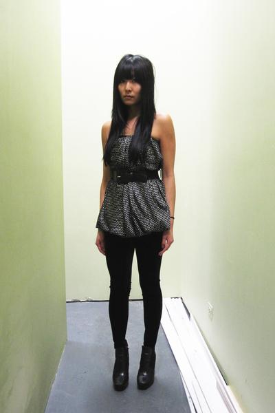 Akira top - Akira leggings