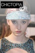 visor Custo Barcelona hat