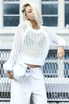 5 Ways to Wear All White Everything