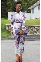 H&M top - H&M pants
