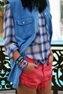 Red-zara-sandals-sky-blue-zara-shirt-salmon-zara-shorts-sky-blue-sh-vest