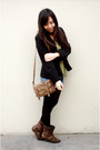 Marypaz-boots-basement-blazer-no-brand-tights-blanco-bag