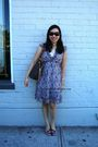 Purple-ckm-dress-purple-vincci-shoes-brown-louis-vuitton-purse