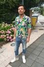 Carrot-diesel-jeans-daniele-alessandrini-homme-shirt