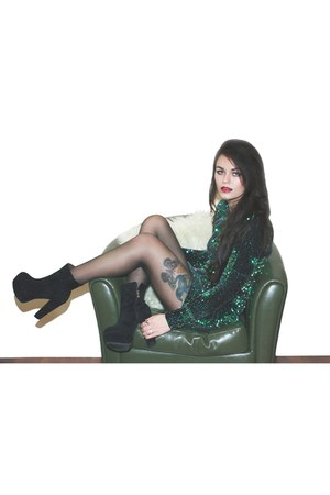 sequin Motel Rocks dress