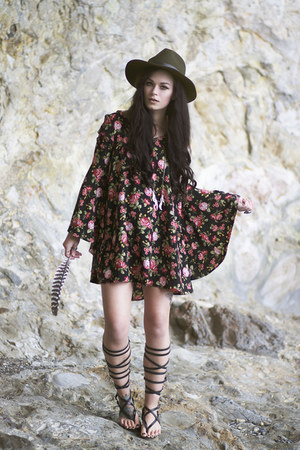 floral Gypsan dress
