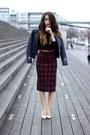 Zara-heels-the-kooples-vest