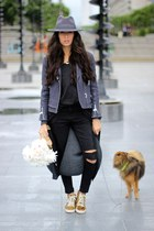 Forever 21 jeans - Zara sneakers