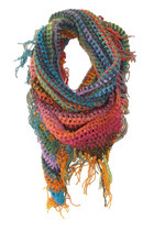 multi color ALEXANDRA TODD scarf