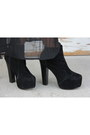 Black-agaci-boots-black-forever-21-skirt-cream-asoscom-blouse