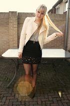 black stylestalker skirt