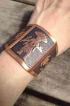 mustard copper coff Accessorize accessories