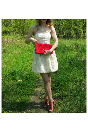 H&M dress - H&M bag