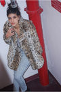 Vintage-coat-urban-outfitters-jeans-urban-outfitters-shirt