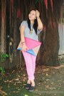 Bubble-gum-human-pants-bubble-gum-fab-manila-bag-black-bench-flats