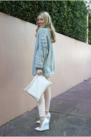 H&M jeans - H&M heels