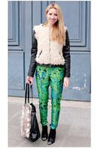 H&M boots - asos pants