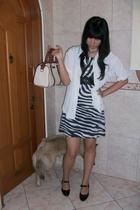 blouse - sogo dress - DMK shoes - accessories