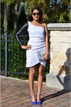 white Noemie clothes dress