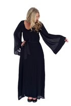 black Alyssa Nicole dress