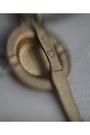 Cream-alyssa-nicole-dress-tan-floral-thrifted-hat-bronze-utensils-alyssa-nic