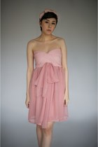 light pink Alyssa Nicole dress