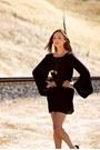 Black-alyssa-nicole-dress