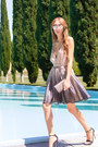 Silver-ombre-alyssa-nicole-dress-light-pink-metallic-kate-spade-bag