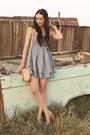 Light-blue-alyssa-nicole-dress-eggshell-see-by-chloe-bag