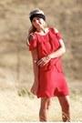 Ruby-red-alyssa-nicole-dress
