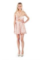light pink Alyssa Nicole dress
