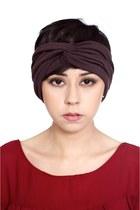 black turban Alyssa Nicole accessories