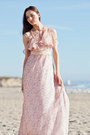 Pink-alyssa-nicole-dress