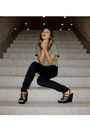 Black-topshop-jeans-green-topshop-blouse-black-forever-21-shoes-black-fore