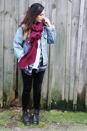 vintage denim Levis jacket