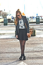 h&m sweater sweater - suede ebay Creepers flats