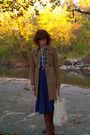 Vintage-boots-vintage-dress-charlotte-russe-coat