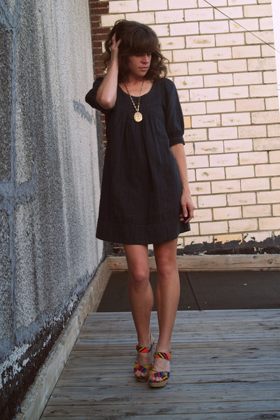 H&M dress - Cynthia Vincent for Target shoes