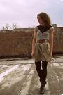 Vintage-skirt-anna-sui-for-target-shirt