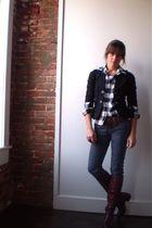 Gap jeans - Target shirt